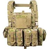 YAKEDA Tactical CS Game Chest Vest - KF-099