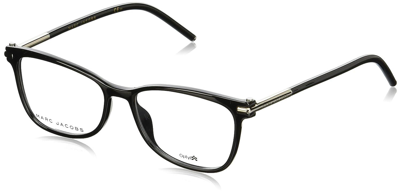 Marc Jacobs Marc 53 0D28 Shiny Black Eyeglasses MARC53D2853_D28