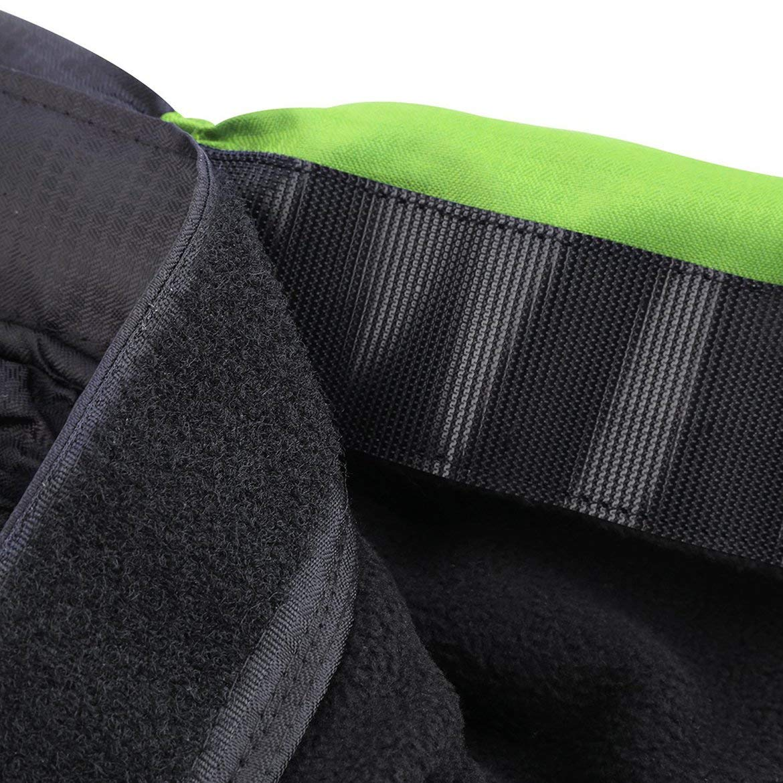 1 par Bluefield ni/ños polainas transpirables impermeables al aire libre protectora pierna pies cubierta polainas para esquiar senderismo