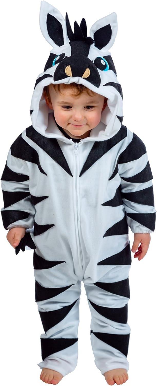Disfraz cebra bebé Premium: Amazon.es: Juguetes y juegos