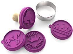 Silicandy Cookie Stamp