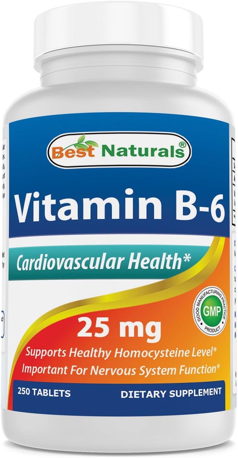 Naturals Vitamin B-6