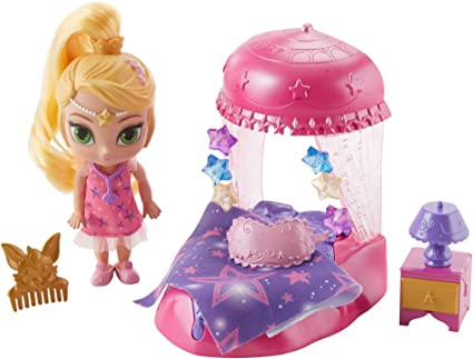 Genie Disguise Leah Playset Juguetes Fisher Price Nickelodeon Shimmer Y Brillo