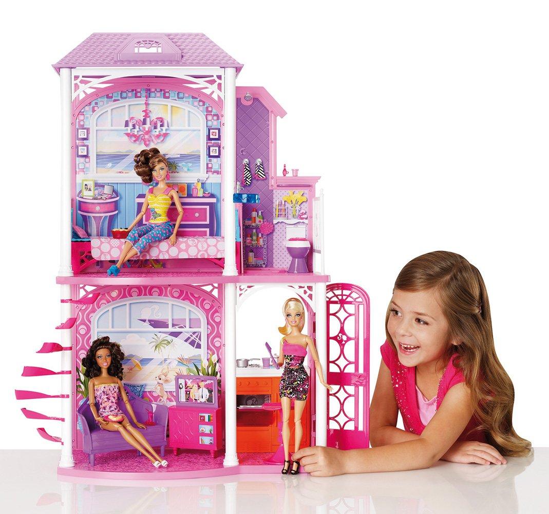 Barbie 2-Story Beach House by Barbie (Image #3)