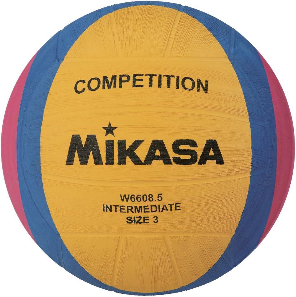 Mikasa - Balón de waterpolo, tamaño 3: Amazon.es: Deportes y aire ...