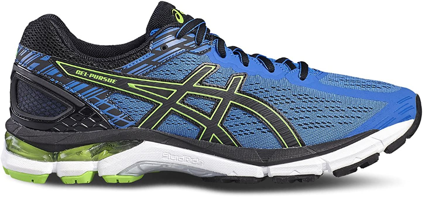 ASICS GEL PURSUE 3 BLEUE ET NOIRE Chaussures de running