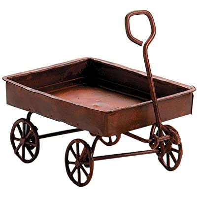 Timeless Miniatures-Rusty Tin Wagon: Arts, Crafts & Sewing