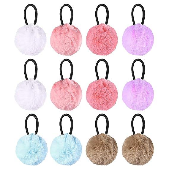 Rainbow Prism Hair Scrunchie-Hair Tie Ponytail Holder Hair Scrunchy Top Knot Hair Elastic Gift Favor Handmade