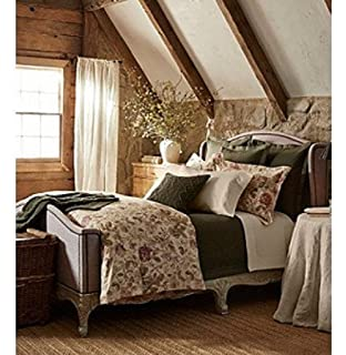 Amazon.com: Ralph Lauren Hathersage Floral Timeless Full / Queen ...