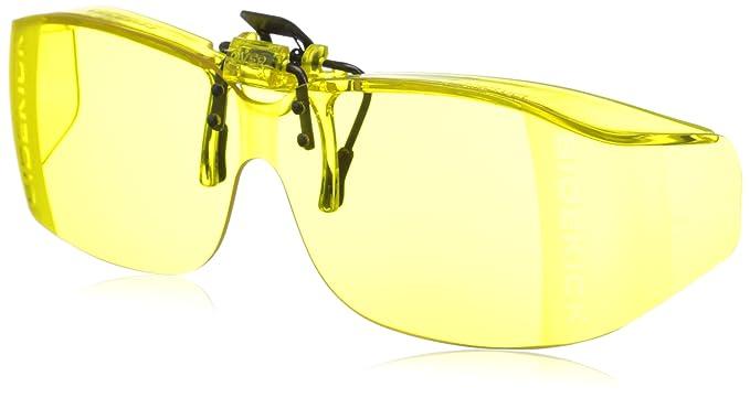 5270010691 Cocoons Sidekick Flip-Up Low Vision Aid Medium Rectangular Sunglasses