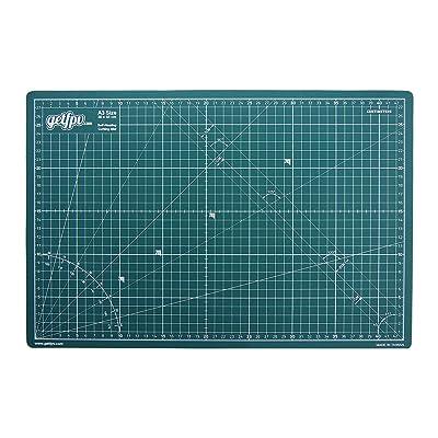 GetFPV GetFPV Self-Healing Cutting Mat, 30x45cm - Green: Home Audio & Theater