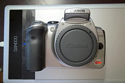 amazon com canon eos digital rebel 300d slr digital cameras rh amazon com Canon 300D Drivers Windows 7 Canon 700