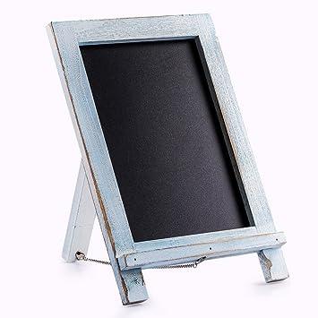 Pizarra Pizarra de tiza con lavado blanco frame|decorative ...