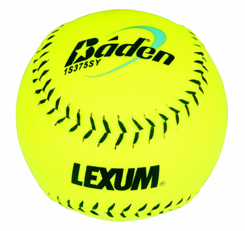 Baden Lexum Series Hi-Vis Match 3 de - Pelota de béisbol (Pack de ...