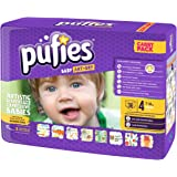 Pufies Baby Art Dry Later Gator - 36 Pañales, talla 4, 7-14