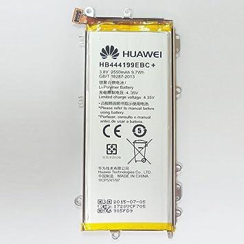 Bateria Movil Huawei G Play Mini G650 CHC-U01 HB444199EBC 2550mAh Original