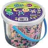 Perler Fun Fusion Fuse Bead Bucket-Glow In The Dark (並行輸入品)