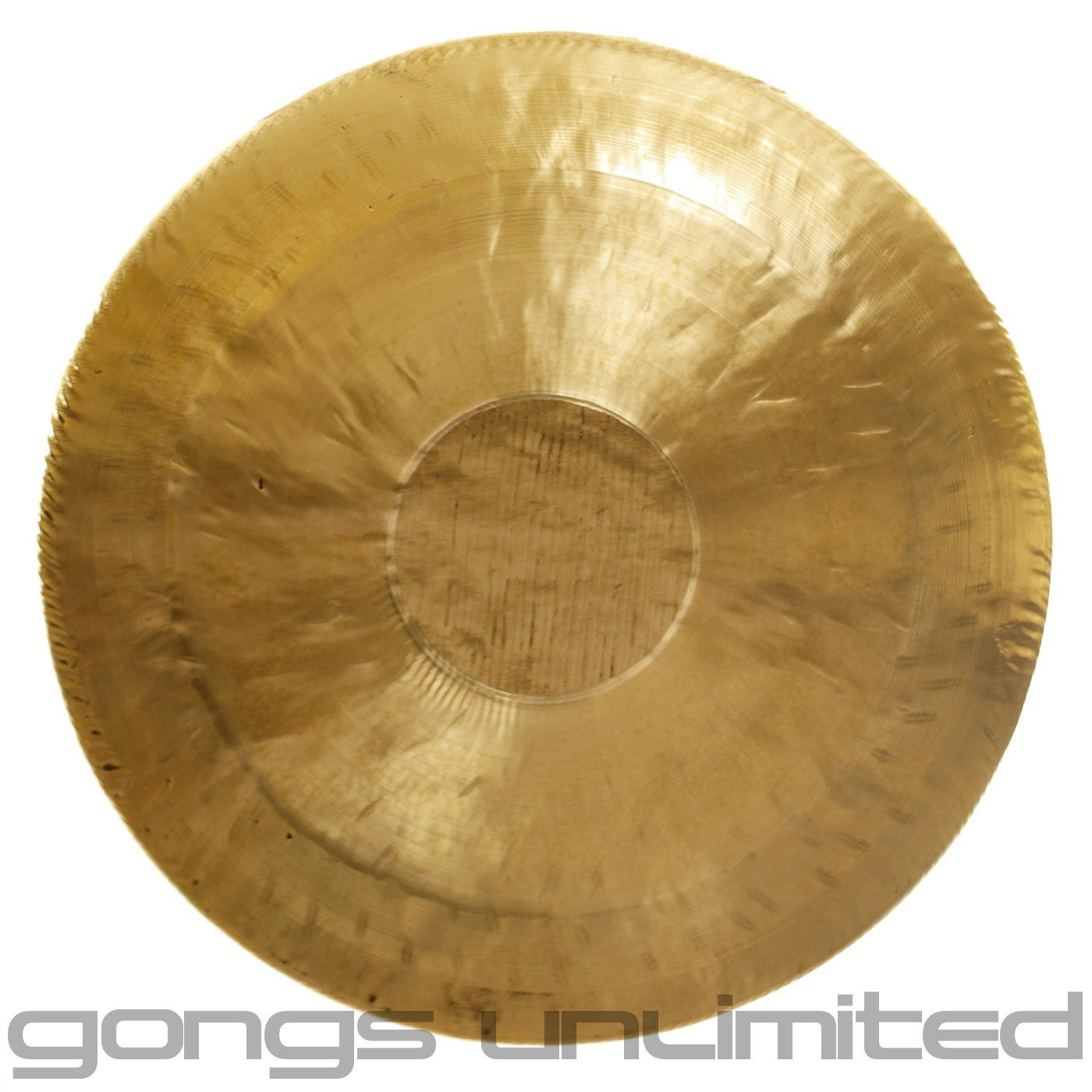 Unlimited White Gongs