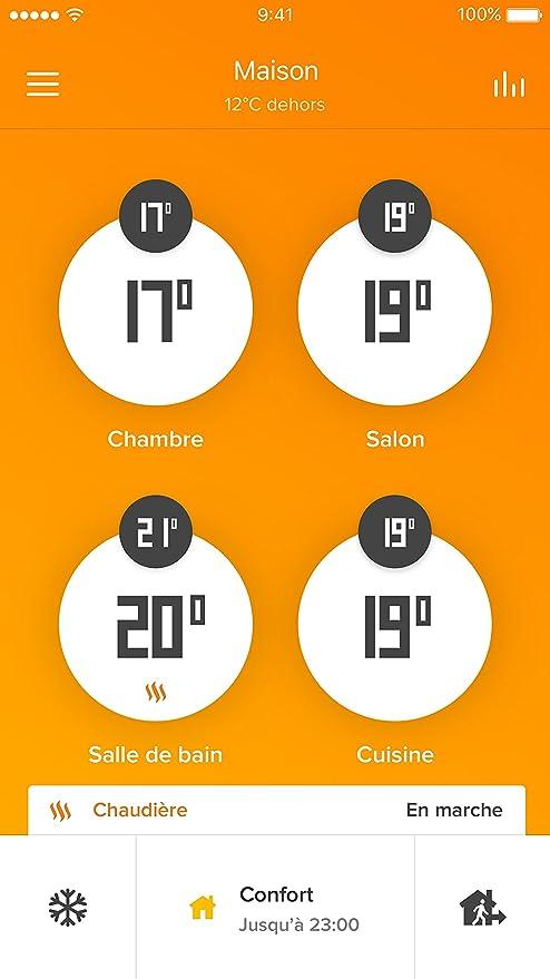 Netatmo NVP-FR Paquete de inicio de válvulas inteligentes para radiador Multicolor: Amazon.es: Bricolaje y herramientas