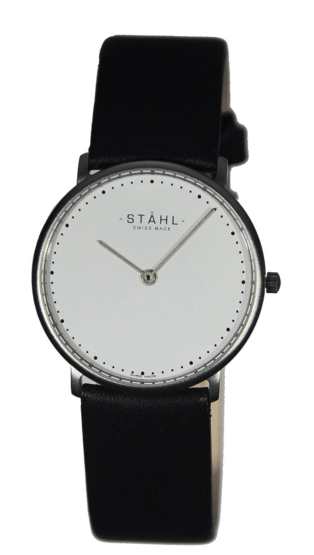 Stahl Herrenuhr Quarz ST61358