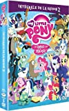 Coffret my little pony , saison 2 : Le retour d'harmonie + Un animal pour Rainbow Dash + La création d'Equestria + Vent de folie à Ponyville + Mariage à Canterlot