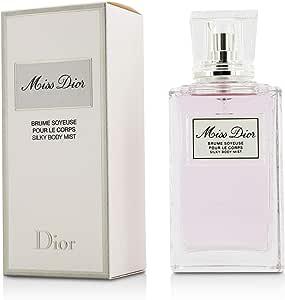 Miss Dior Silky Body Mist, 3.4 oz