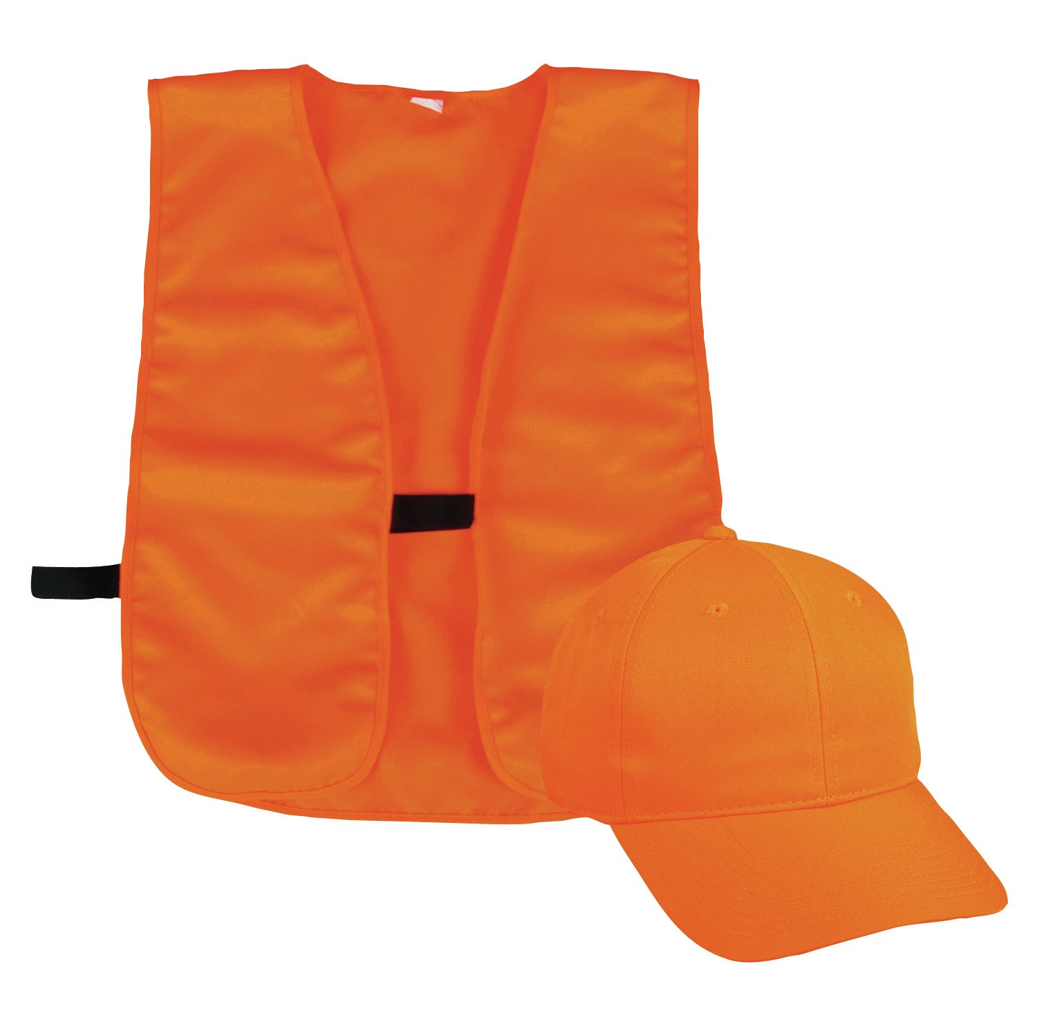 Outdoor Cap Blaze Cap and Vest, 1 Unit, Blaze Orange by Outdoor Cap (Image #1)