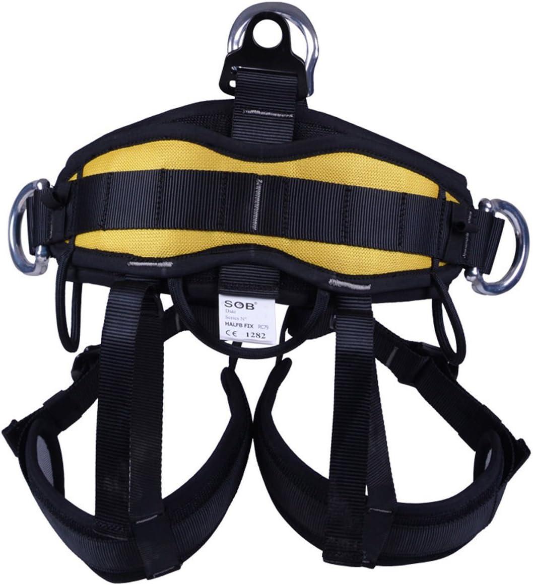 Cinturón de seguridad, de pecho, arnés, equipamiento para escalar o rapel