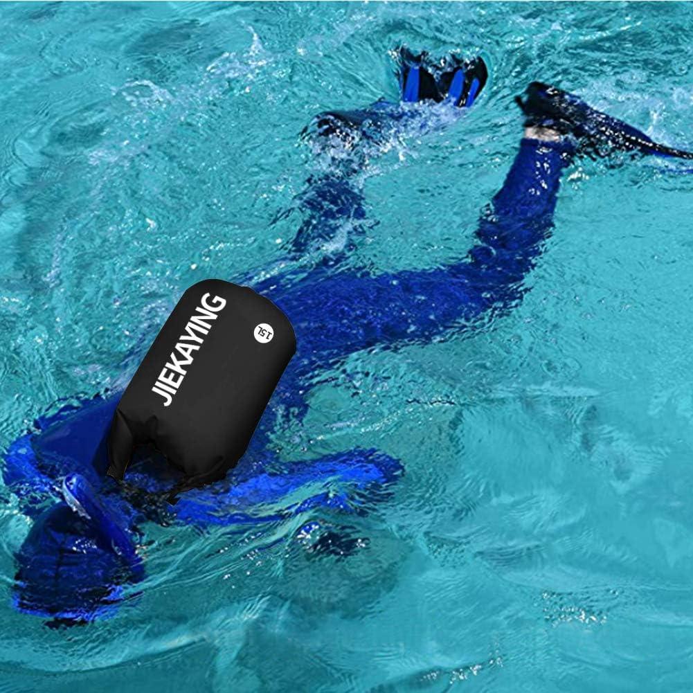 YOULERBU Waterproof Dry Bag Shoulder Bag Beach Boating Camping Swimming Roll Top Lightweight Keeps Dry for Travel Hiking Rafting Fishing