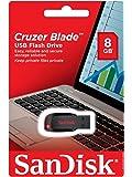 Sandisk Cruzer Blade 8GB Usb Flash Drive Thumb Pen Memory Stick / Pen Drive