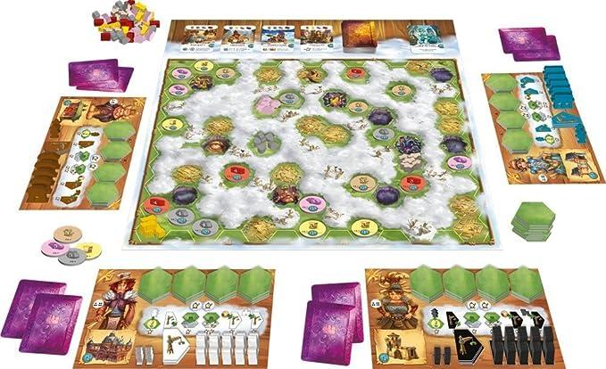 Via Nebula - Board Game - English: Amazon.es: Juguetes y juegos