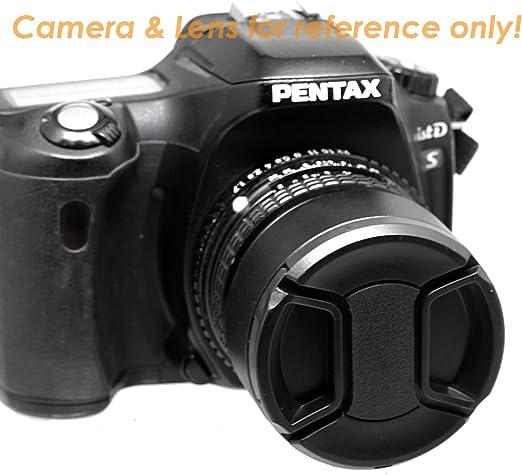 Asahi Pentax Tapa de Metal 49mm