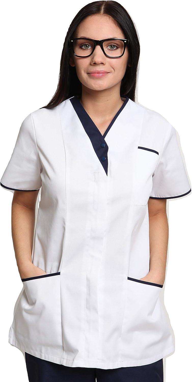 Mirabella Health /& Beauty Blouse m/édicale Nightingale pour Femme