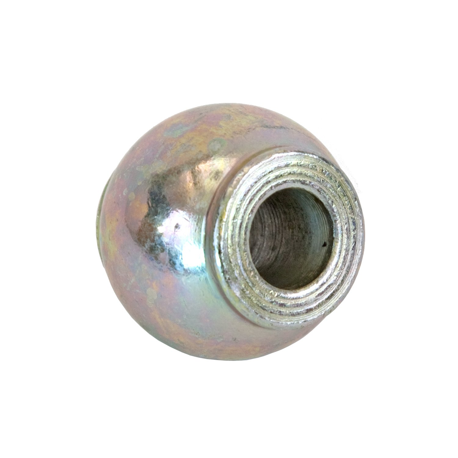 Koch Industries 4041203 Top Link Replacement Ball Category 2 John Deere and Oliver Yellow Zinc Plated Finish