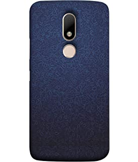 half off f5233 8491c GOON SHOPPING Back Case Cover for Moto m: Amazon.in: Electronics