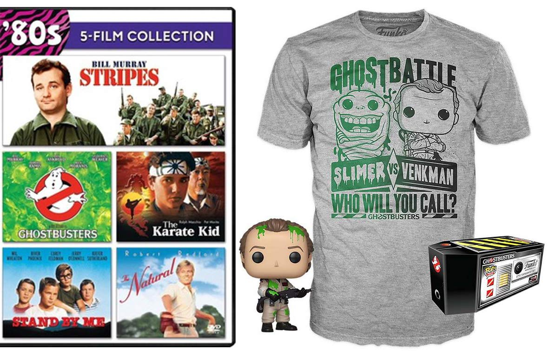 T-Shirt Slimer Ghostbusters Ghostbusters Dan Akroyd Man Woman Child