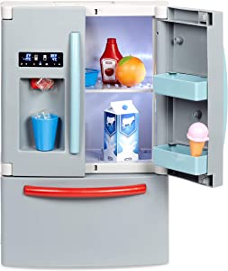 Little Tikes First Fridge Realistic Pretend Play Appliance for Kids