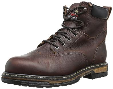 Amazon.com: Rocky Men's Iron Clad Six Inch Work Boot: Shoes