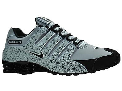 online store 46949 d9ea3 Nike Mens Shox NZ SL Running Shoes