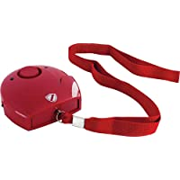 SCHWAIGER -5620- SOS Notfall-Alarm/Panik-Alarm Schlüsselanhänger/Taschen-Alarm für Frauen/Notfall-Alarm Kinder/Notfallalarm Senioren/Sirene / Sicherheit/kompakte Bauform