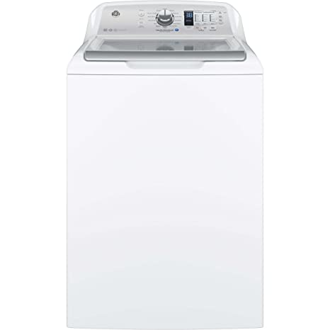 Amazon com: GE GTW680BSJWS Top Loading Washer with Stainless