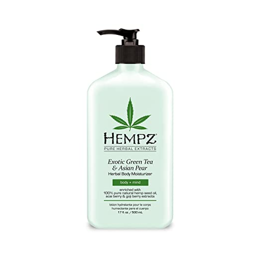 Hempz Exotic Herbal Body Moisturizer