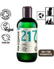 Naissance Huile de Ricin BIO (n° 217) Pressée à froid - 250ml – 100% pure, certifiée BIO, vegan, sans hexane, sans OGM