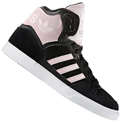 d5ea1b332c0e adidas Originals Extaball Damen HIGH TOP Sneaker Turnschuhe Freizeitschuhe,  Schuhgröße EUR 39 1