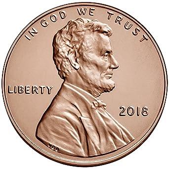 2019 D Lincoln Shield Box 50 Rolls 2,500 Pennies