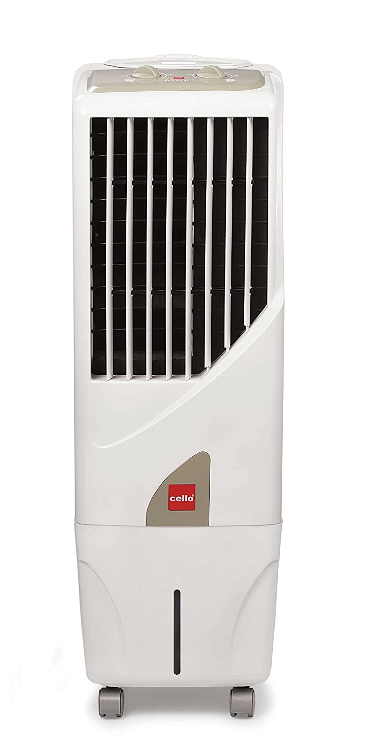 Cello Tower 15 Ltrs Tower Air Cooler
