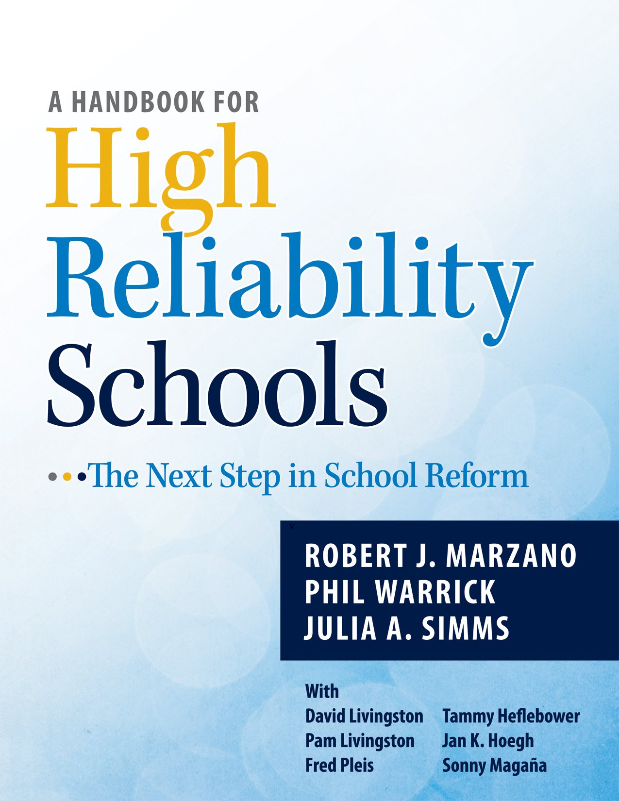 Image result for high reliability schools