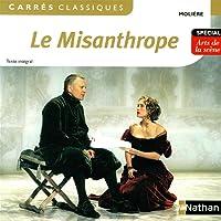 Le misanthrope - molere - 79 (Carrés classiques)