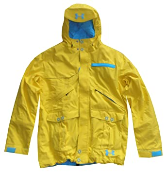 under armour storm hooded jacket