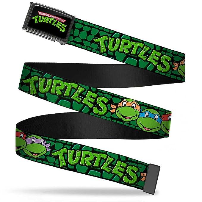 Amazon.com: Classic TEENAGE MUTANT NINJA TURTLES Logo FCG ...